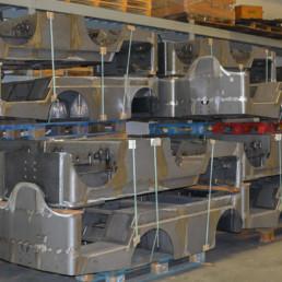 Telai Macchine Elettriche ad uso industriale