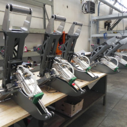 Assemblage Organes pour Machines-Outils