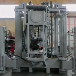 Impianto Autolivellante per Stazione di Controllo e Comando