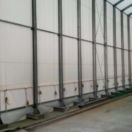 Costruzione di capannone removibile Struttura EN 1090-1