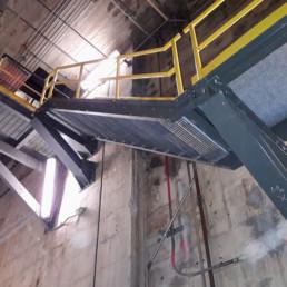 Fornitura e Montaggio in opera - Scala strutturale - EN1090-1