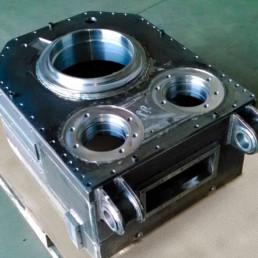 Fabrication boîte de vitesse - réducteur