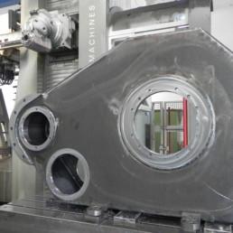 Lavorazione Meccanica per Cassa Riduttore